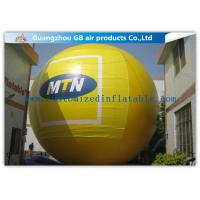 China Outdoor Giant Inflatable Advertising Balloon PVC Air Ball Custom Printed on sale
