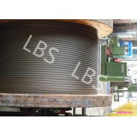 Quality High Efficient Ship Hoist Winch With Spooling Device And Multilayer Spooling wholesale