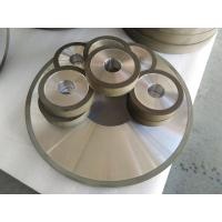 Quality PCD Resin Bonded Diamond Grinding Wheels For Edge Grinding Machine High Precision wholesale