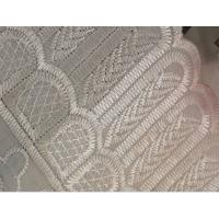 Quality african organic cotton dry lace cotton lace fabric by the yard wholesale