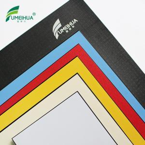 China 2mm-25mm texture surface waterproof phenolic compact laminate panel on sale