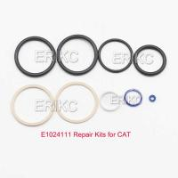 China ERIKC Diesel Engine Fuel Injection O-Ring Repair Kit E1024111 Common Rail Injector Repair Kit for CAT on sale