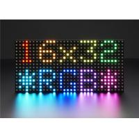 Quality P3 P4 P5 64 * 32 5G System Adjustable 3528 SMD Full Color LED Display Module Indoor Dot Matrix 32 * 16 wholesale