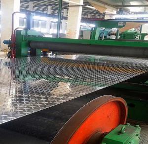 Quality Factory Made Cheap 6070 Aluminum Checker Plate Price Aluminum Diamond Plate wholesale