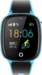 Quality Dual Positioning ROHS Kids Touch Screen Smartwatch wholesale