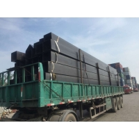 China EN 10219 Rectangular Steel Pipe For Metal Supermarkets/hollow section RHS /ASTM A53 galvanized square pipe on sale