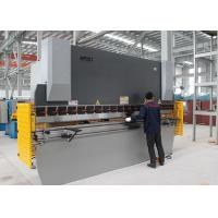 Quality 160T 3.2M NC Steel Press Brake Steel Bar Cutting And Bending Machine 11KW Power wholesale
