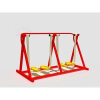 China Corrosion Resistance Outdoor Workout Equipment Electrostatic Spraying Anti UV on sale