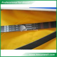Quality Dongfeng Cummins Engine spare parts V-ribbed belt 3911568 8PK1435 wholesale