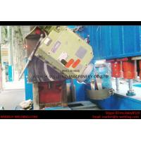 Quality Industrial Hydraulic Steel Plate Edge Milling Machine For Seam Welding Line wholesale