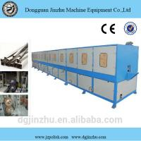 China automatic buffing machine for stainless steel square tube on sale