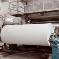 China 2400mm High Quality High Speed Toilet Paper Making Machine Machinery on sale