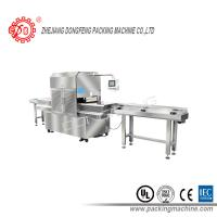 Buy cheap Automatic Food Tray Sealing Machine / Sealer Machine Electric Driven 0.6 - 0.8 Mpa product
