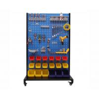 Quality Floor Standing Tool Display Racks / Movable Accessories Display Rack For Hardware Store wholesale