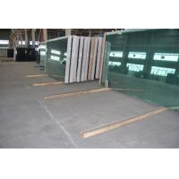 Quality Safety Outdoor Clear float glass panel Resist shock , burglary , burst wholesale