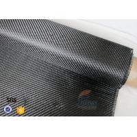 Cheap 3K 200g Twill And Plain Weave Carbon Fiber Fabric For Surface Decoration for sale