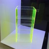 China 5 tier pop acrylic display stand crylic phone accessory display stand on sale