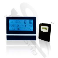 China LCD Clock with Weather Station (SL-53035B) on sale