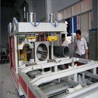 Quality 20 - 630mm PVC Pipe Expander Machine With PLC Control , PVC Pipe Extrusion Machine wholesale