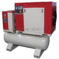 Quality 7.5HP Screw Air Compressor with Dryer (PACK5-TA) wholesale