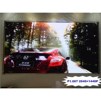 Cheap Indoor Small Pixel Pitch LED Display Billboard Advertising P1.667 P1.875 small led display panel for sale