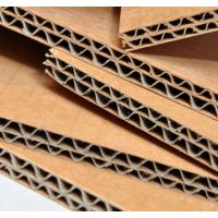 China Custom Double Wall Cardboard Sheets For Shipping Cardboard Boxes on sale