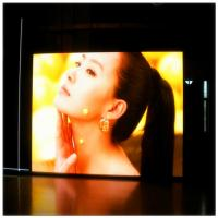 Quality Stage Background Indoor LED Video Wall Full Color With Aluminum Slim Cabinet wholesale
