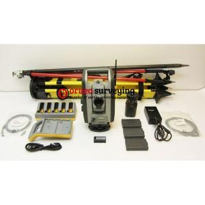 Quality Trimble SPS930 DR 300+ 1 Sec Robotic Total Station Kit wholesale