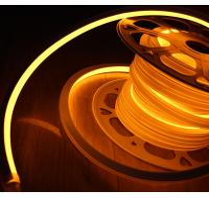 China super brightness yellow square neon led light  smd2835 pvc tube 12v  for house on sale