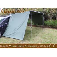 Quality 4X4 Offroad Car Side Awning Tents With Side Walls For Camping Size Custom wholesale