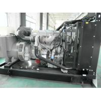 China Water Cooled Perkins Diesel Generator 1mw , AC Brushless Stamford Alternator With Air Intercooler on sale