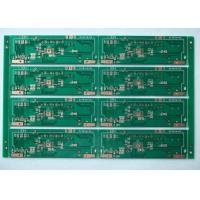 Quality 1.6mm 4 Layer OSP Multi Layer PCB Green Solder Mask for Motor Audio Devices wholesale