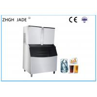 China 2760W Cube Automatic Ice Machine Stainless Steel 304 Material 0 . 13 - 0 . 55Mpa on sale