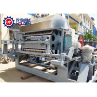 Buy cheap 5000PCS/H Paper Pulp Molding Egg Tray Moulding Machine from wholesalers