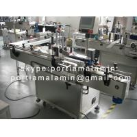 China Beer bottle label machines on sale