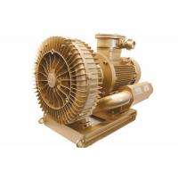 Quality Explosion Proof Vacuum Pump Blower 11kw , Oil Free Side Channel Air Blower wholesale
