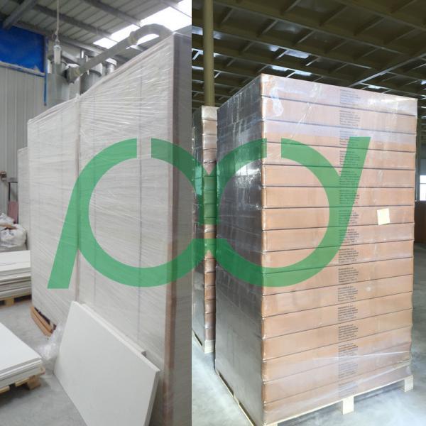 Cheap 1260 Ceramic Fiber Board Pallet Packing for sale