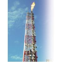 Quality Combination Ground Elevated Flare System With Site Supervision Low Pressure Flare System wholesale