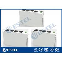 Quality 65dB Noise Electrical Enclosure Air Conditioner 1000W Heating Capacity AC 220V wholesale
