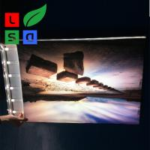 China LED Fabric Light Box 45mm Single Sided Backlit Style Light Box on sale