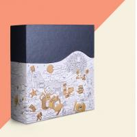 China Plastic Insert Printed Paper Boxes Moon Cake Recycled Cardboard Boxes on sale