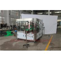 Quality Automated Piston Beverage Can Filling Machine With Bottle Cap Sealing wholesale