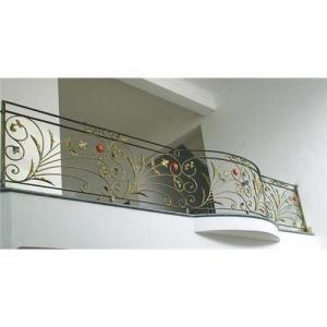 Quality Wrought iron balcony railings wholesale