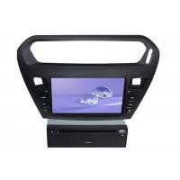 Quality Car GPS Radio Citroen DVD Player for Elysee Support Steering Wheel Control wholesale