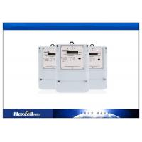 Smart Remote Prepaid Electricity Meter DTS1088 M  3x220V / 380V Voltage
