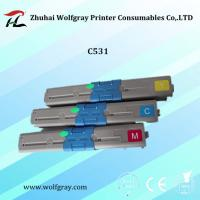 Quality Compatible for OKI C531 toner cartridge wholesale