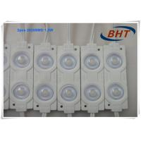 Quality DC12V/1.2W/2pcs 2835 injection led module/ for sign and lightbox /IP68/big view angle wholesale