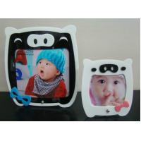 Quality acrylic lazy pig photo frame wholesale