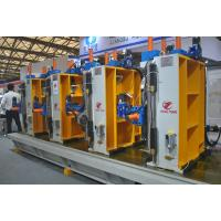Buy cheap Automatic ERW tube mill machine price/steel pipe making machine from wholesalers