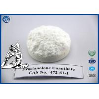 Quality White Raw Powder Steroids Hormone 472 61 1 Drostanolone Enanthate wholesale
